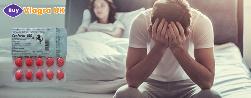 Get Ahead of ED with 150mg Sildenafil