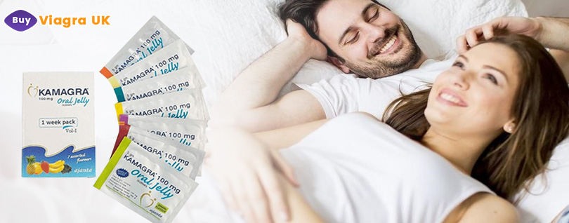 Men Love Kamagra Jelly in the UK